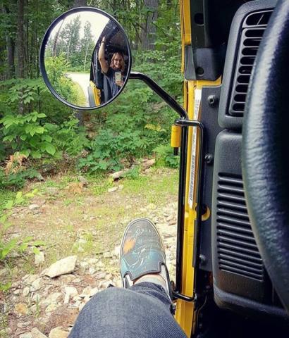 Kikbax TJ With Mirrors