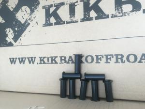 8 Kikbax Replacement Door Hinge Bushings